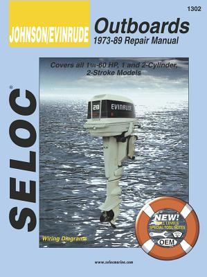 Seloc's Johnson/Evinrude Outboard By Coles, Joan/ Coles, Clarence